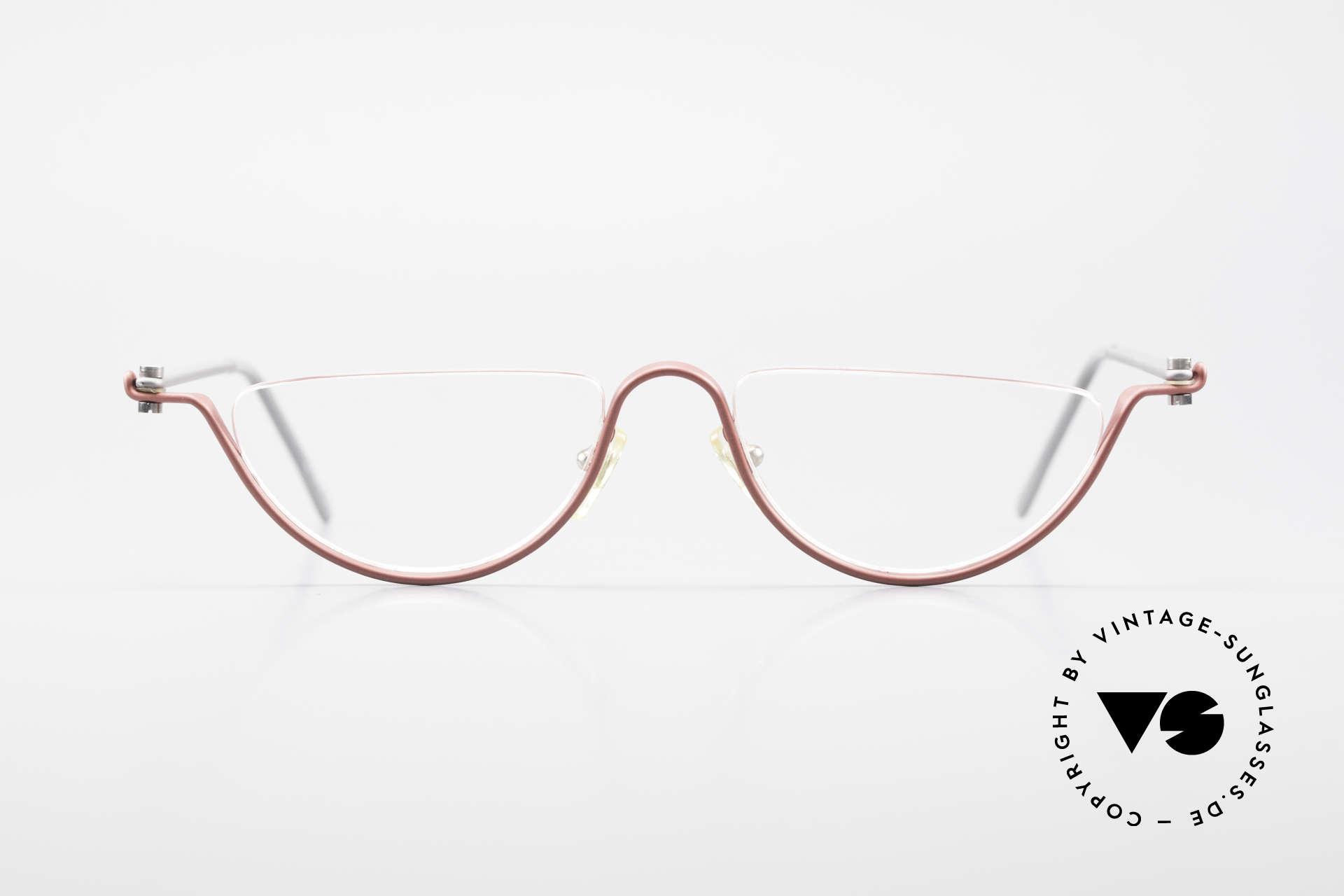 ProDesign No11 Gail Spence Design Eyeglasses, true vintage aluminium frame - Gail Spence Design, Made for Women