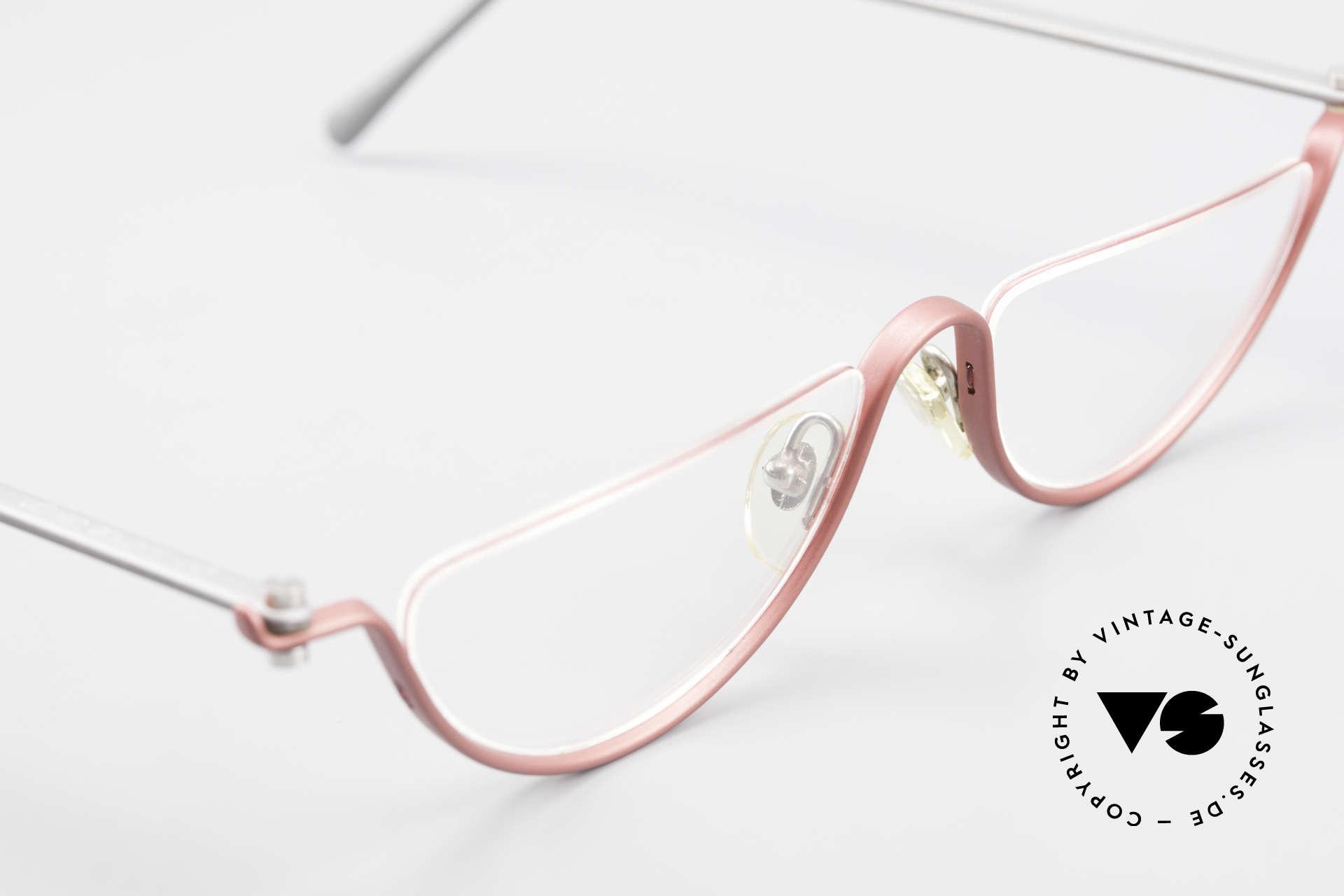 ProDesign No11 Gail Spence Design Eyeglasses, ultra RARE designer eyeglasses from the mid 1990's, Made for Women