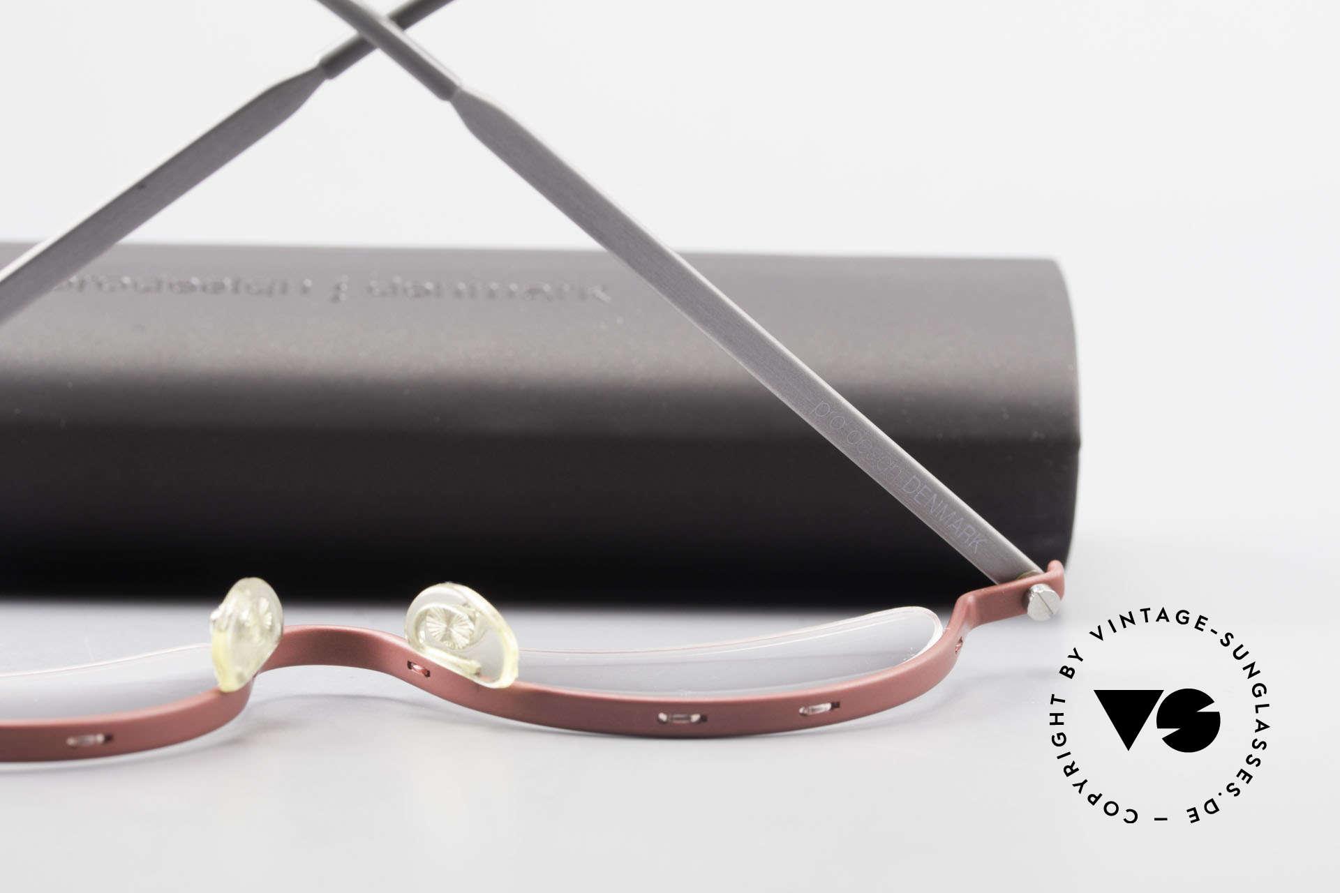 ProDesign No11 Gail Spence Design Eyeglasses, unworn single item (like all our famous movie frames), Made for Women