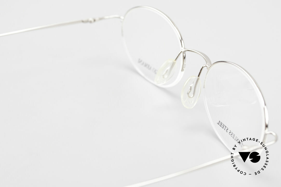 Giorgio Armani 26N Small Oval Eyeglasses Nylor, unworn original from the mid. 1990's (SMALL SIZE), Made for Men and Women