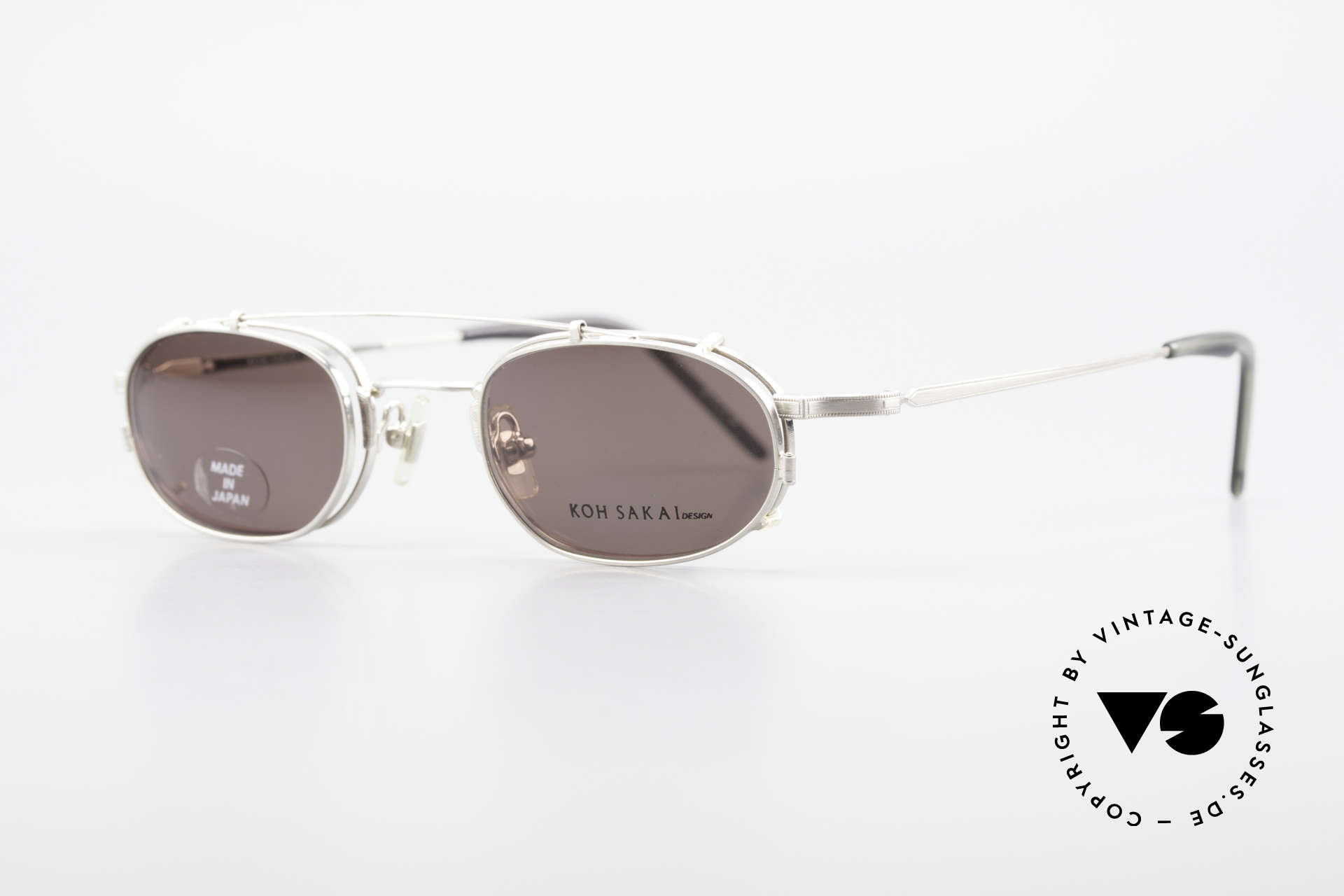 Koh Sakai KS9706 Analog Oliver Peoples Eyevan, designed in Los Angeles and produced in Sabae (Japan), Made for Men and Women