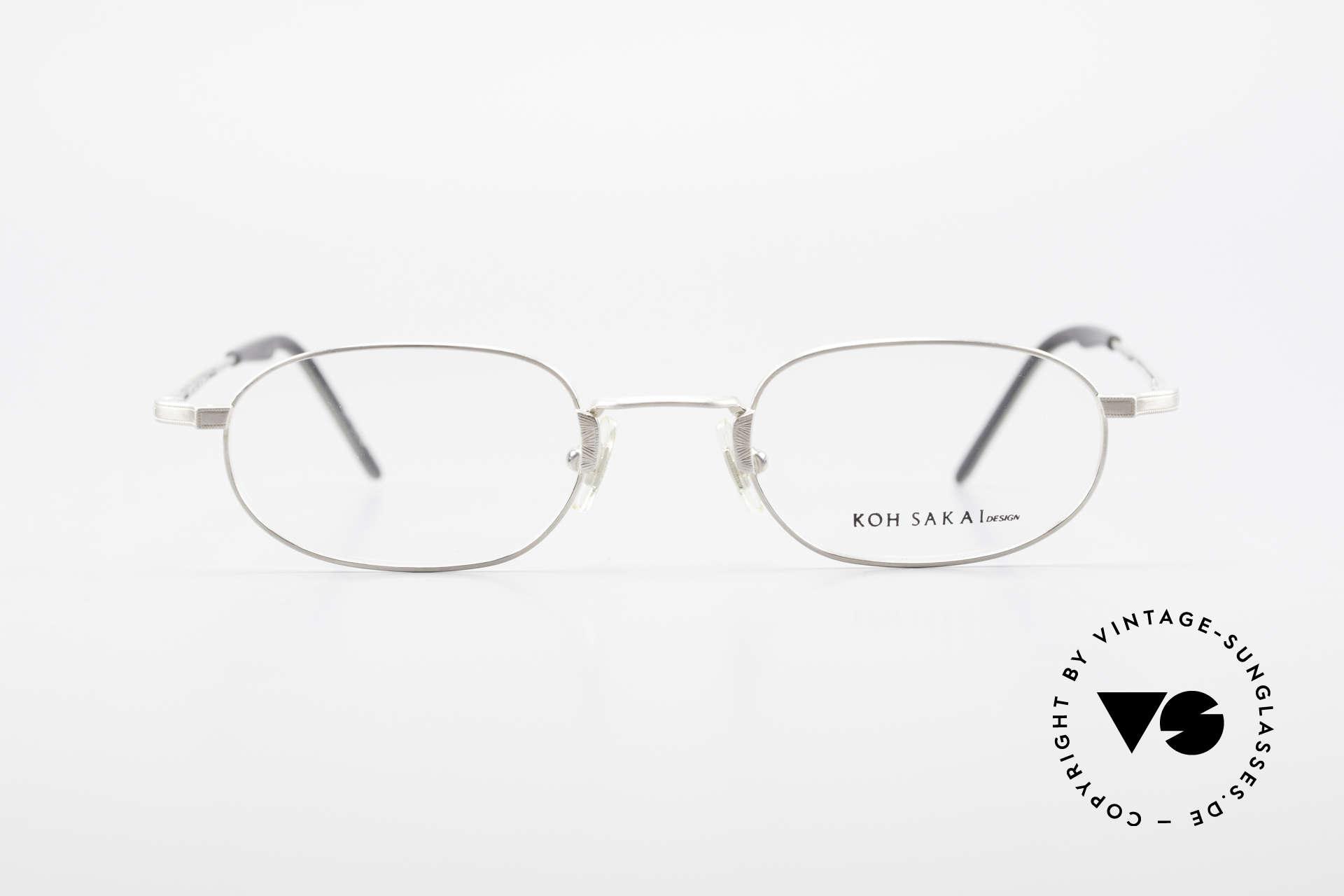 Koh Sakai KS9706 Analog Oliver Peoples Eyevan, Size: medium, Made for Men and Women