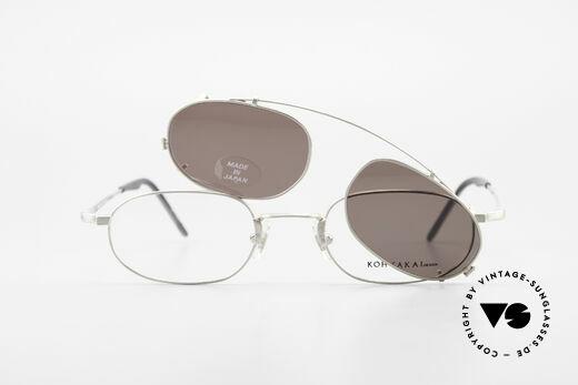 Koh Sakai KS9706 Analog Oliver Peoples Eyevan, unworn, NOS (like all our old L.A.+ Sabae eyeglasses), Made for Men and Women