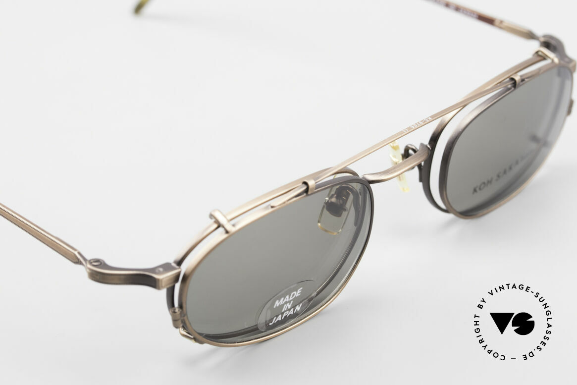 """Koh Sakai KS9706 Original Made in Japan Frame, accordingly, the same TOP QUALITY / """"look-and-feel"""", Made for Men and Women"""