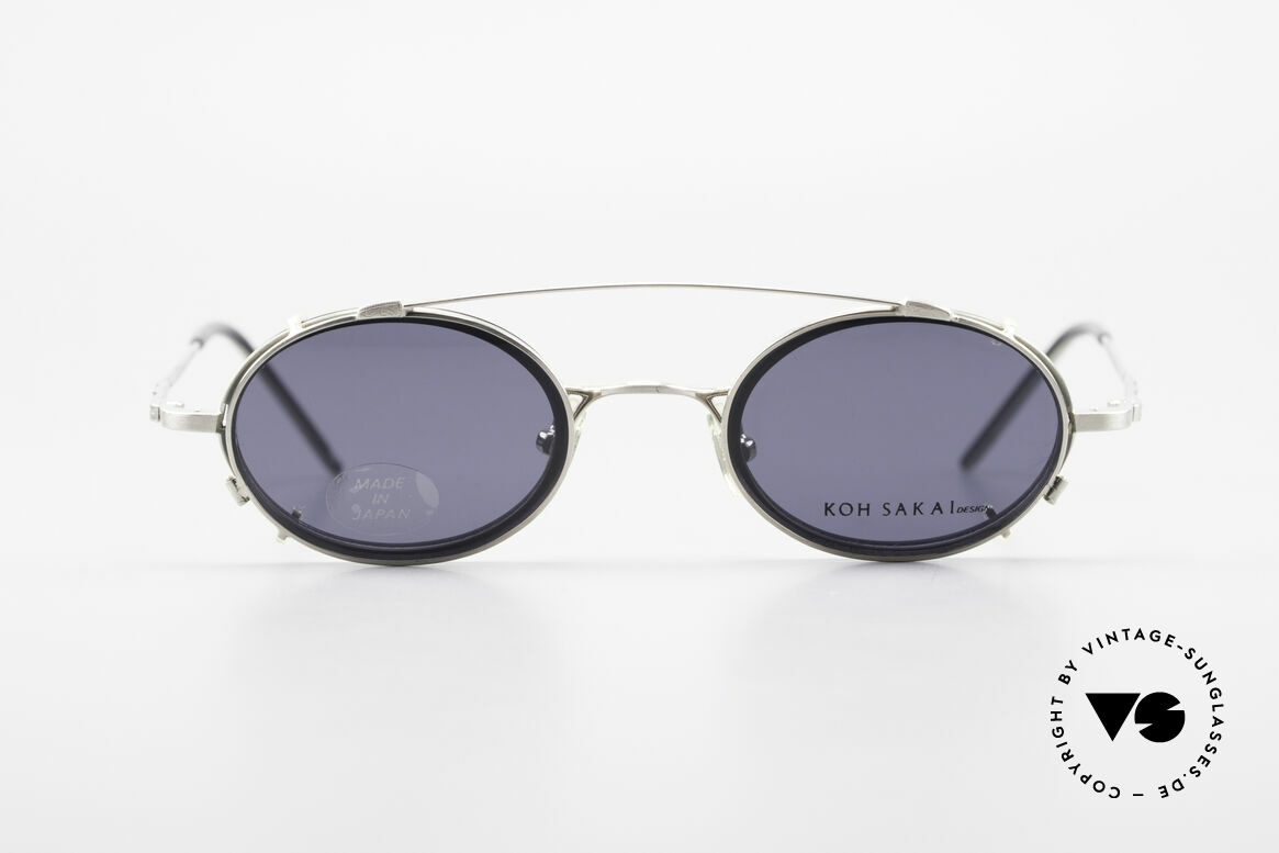 Koh Sakai KS9831 Oval 90's Frame Made in Japan, Koh Sakai, BADA and OKIO have been one distribution, Made for Men