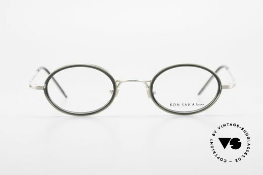 Koh Sakai KS9831 Oval 90's Frame Made in Japan, Size: medium, Made for Men