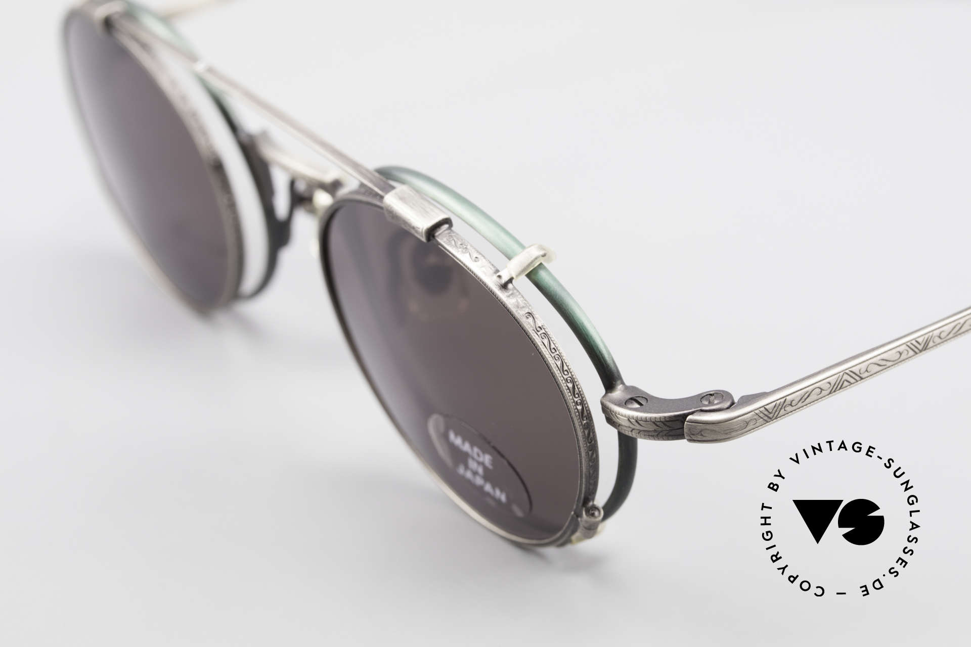 "Koh Sakai KS9301 90s Oliver Peoples Eyevan Style, accordingly, the same TOP QUALITY / ""look-and-feel"", Made for Men"