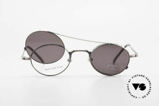 Koh Sakai KS9301 90s Oliver Peoples Eyevan Style, Size: small, Made for Men