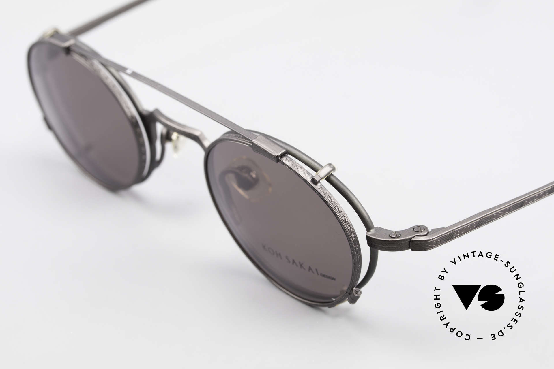 Koh Sakai KS9301 Identical Oliver Peoples Eyevan, made in the same factory like Oliver Peoples & Eyevan, Made for Men