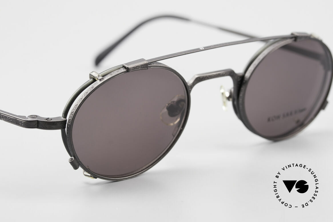 """Koh Sakai KS9301 Identical Oliver Peoples Eyevan, accordingly, the same TOP QUALITY / """"look-and-feel"""", Made for Men"""