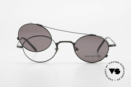 Koh Sakai KS9301 Identical Oliver Peoples Eyevan, unworn, NOS (like all our old L.A.+ Sabae eyeglasses), Made for Men