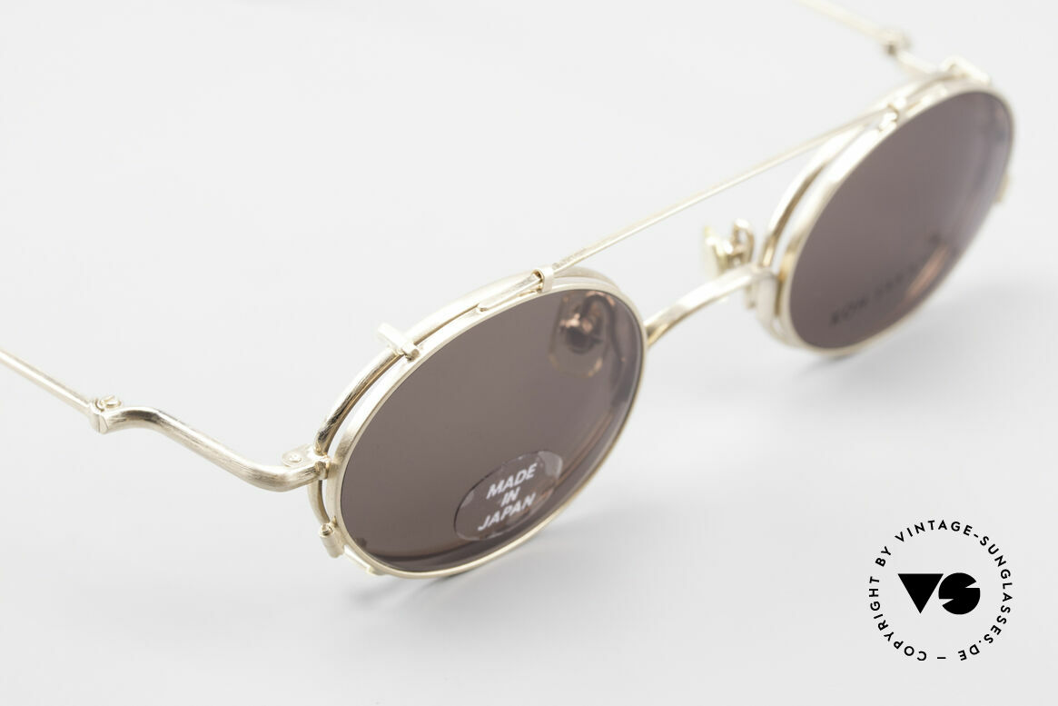 """Koh Sakai KS9541 90s Oval Frame Made in Japan, accordingly, the same TOP QUALITY / """"look-and-feel"""", Made for Men and Women"""