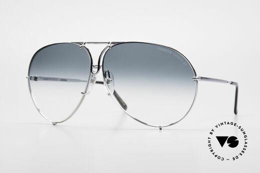 Porsche 5621 80's Aviator XL Sunglasses Details