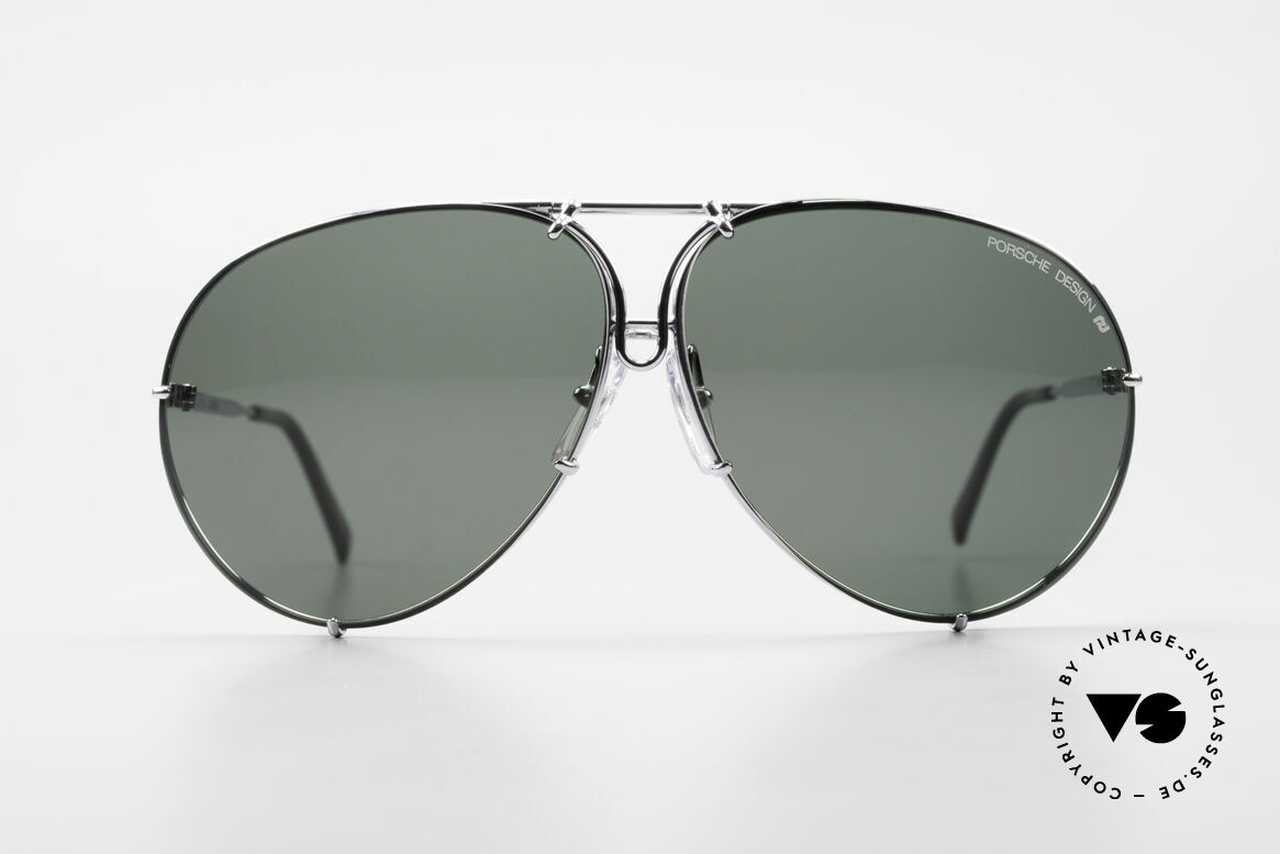 Porsche 5621 80's XL Aviator Sunglasses, NO RETRO SUNGLASSES, but a 30 years old original, Made for Men and Women