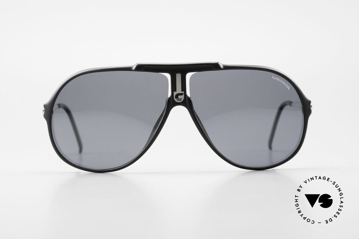 Carrera 5590 Polarized Sports Sunglasses, frame is made of durable and long-living OPTYL material, Made for Men