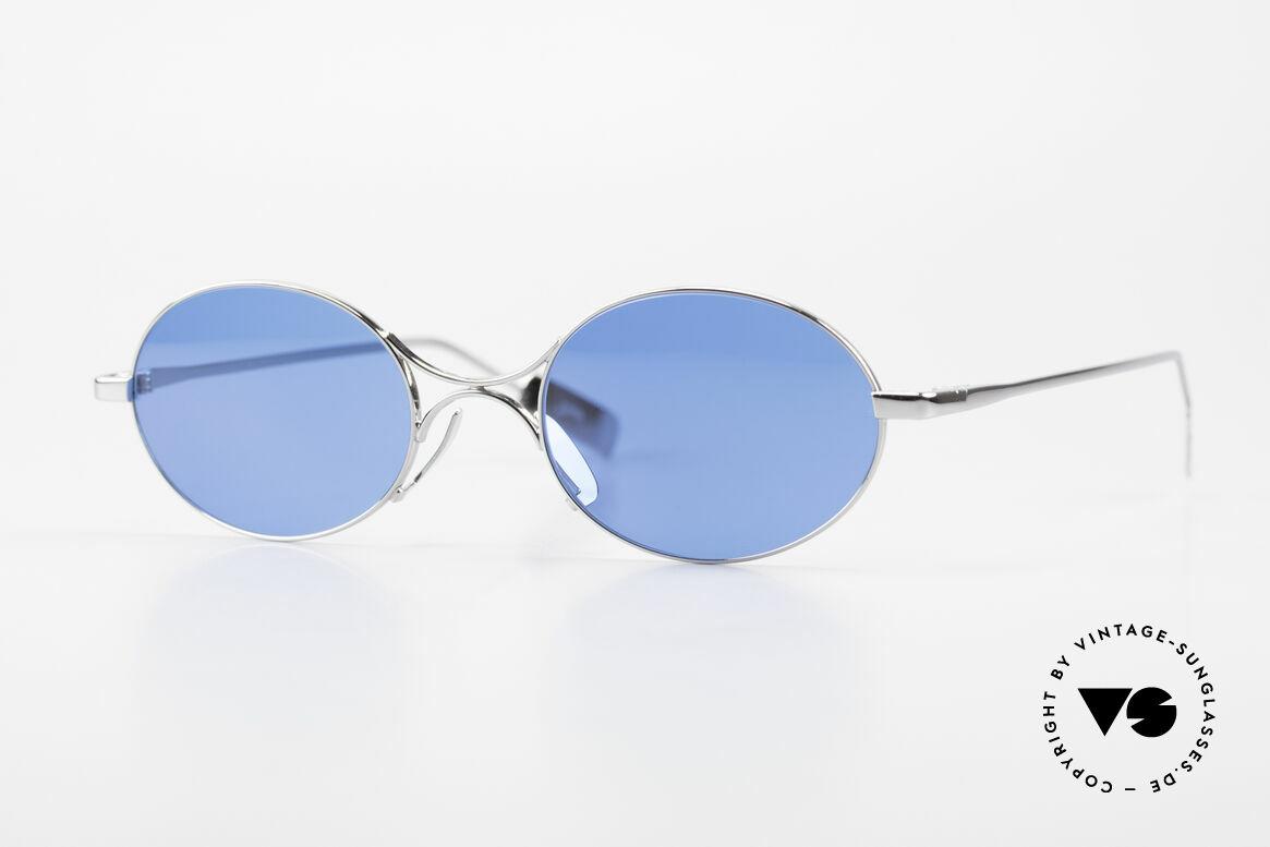 Jean Paul Gaultier 55-0173 Oval JPG Designer Sunglasses, outstanding sunglasses by Jean Paul GAULTIER, Made for Men and Women