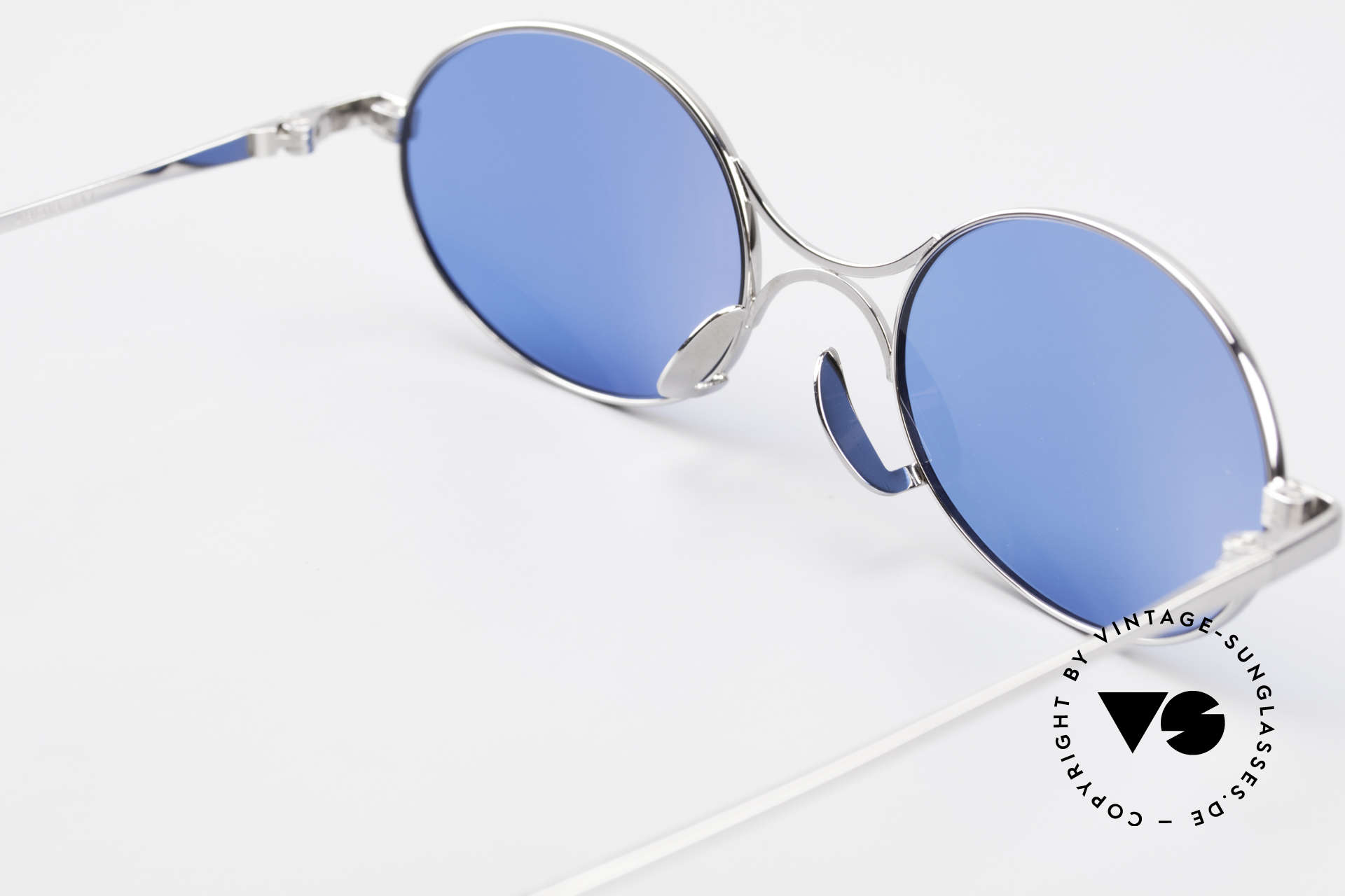 Jean Paul Gaultier 55-0173 Oval JPG Designer Sunglasses, Size: small, Made for Men and Women