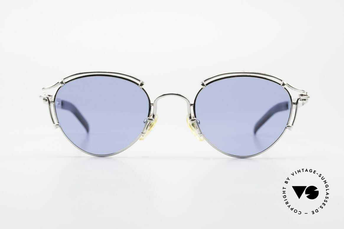 Jean Paul Gaultier 56-5102 Rare Celebrity Sunglasses, unique 'Haute Couture' shades by Jean Paul Gaultier, Made for Men and Women
