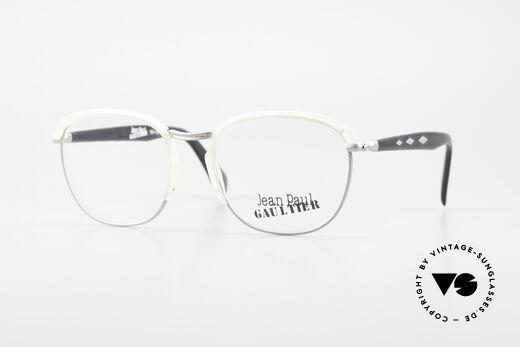 Jean Paul Gaultier 55-1273 Old Vintage 90's Specs JPG Details