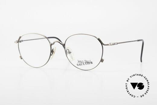 Jean Paul Gaultier 55-2176 JPG Panto Glasses 90s Original Details