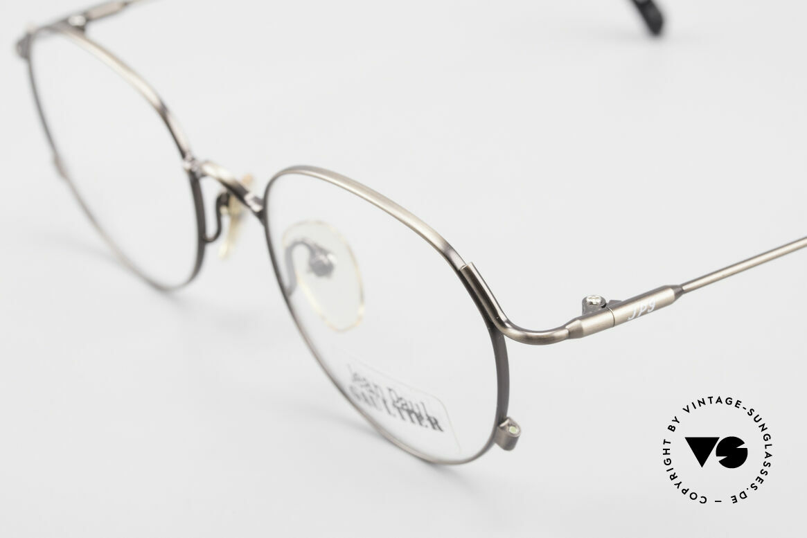 Jean Paul Gaultier 55-2176 JPG Panto Glasses 90s Original, unused; like all our Haute Couture JPG eyewear, Made for Men and Women