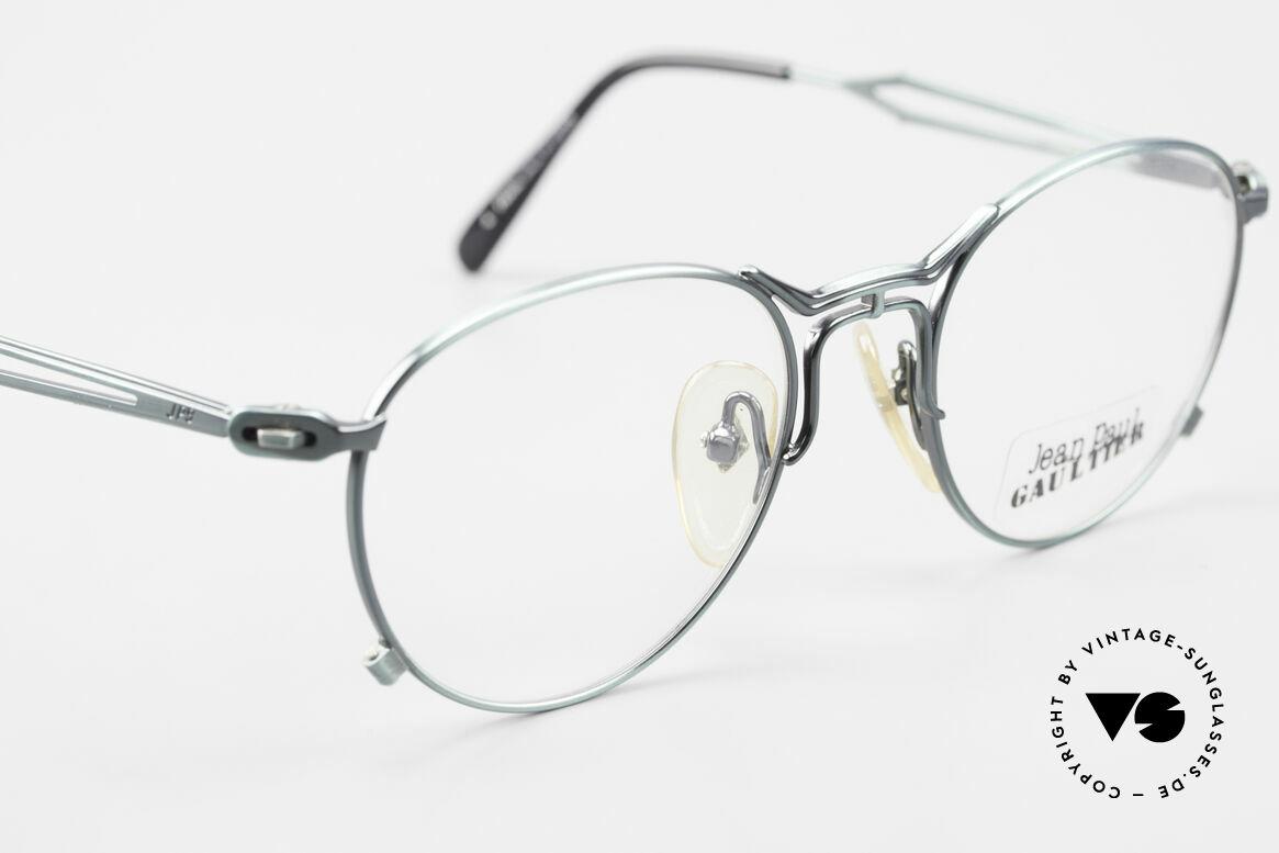 Jean Paul Gaultier 55-2177 Rare Designer Eyeglasses JPG, NO RETRO SPECS; but a precious old J.P.G. ORIGINAL, Made for Men and Women