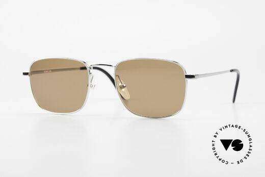 Helmut Lang 21-0004 Titanium Sunglasses Japan Details