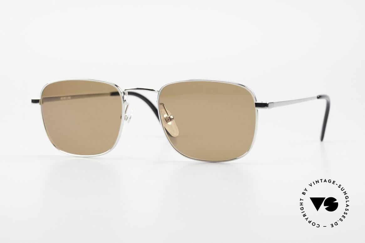 Helmut Lang 21-0004 Titanium Sunglasses Japan, HELMUT LANG vintage Designer Titanium sunglasses, Made for Men