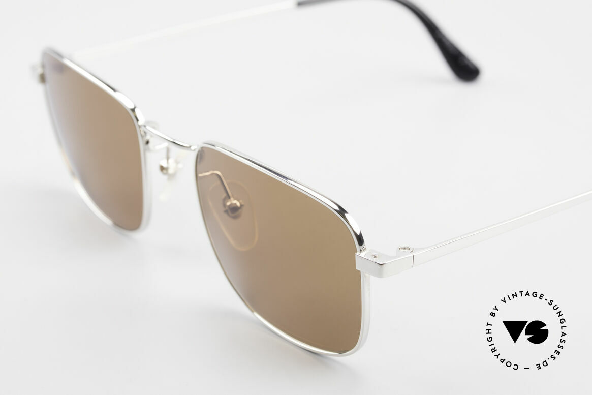 Helmut Lang 21-0004 Titanium Sunglasses Japan, top-notch quality & very pleasant to wear; lightweight, Made for Men