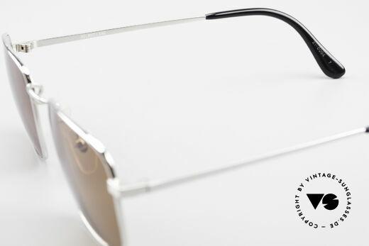 Helmut Lang 21-0004 Titanium Sunglasses Japan, Size: medium, Made for Men