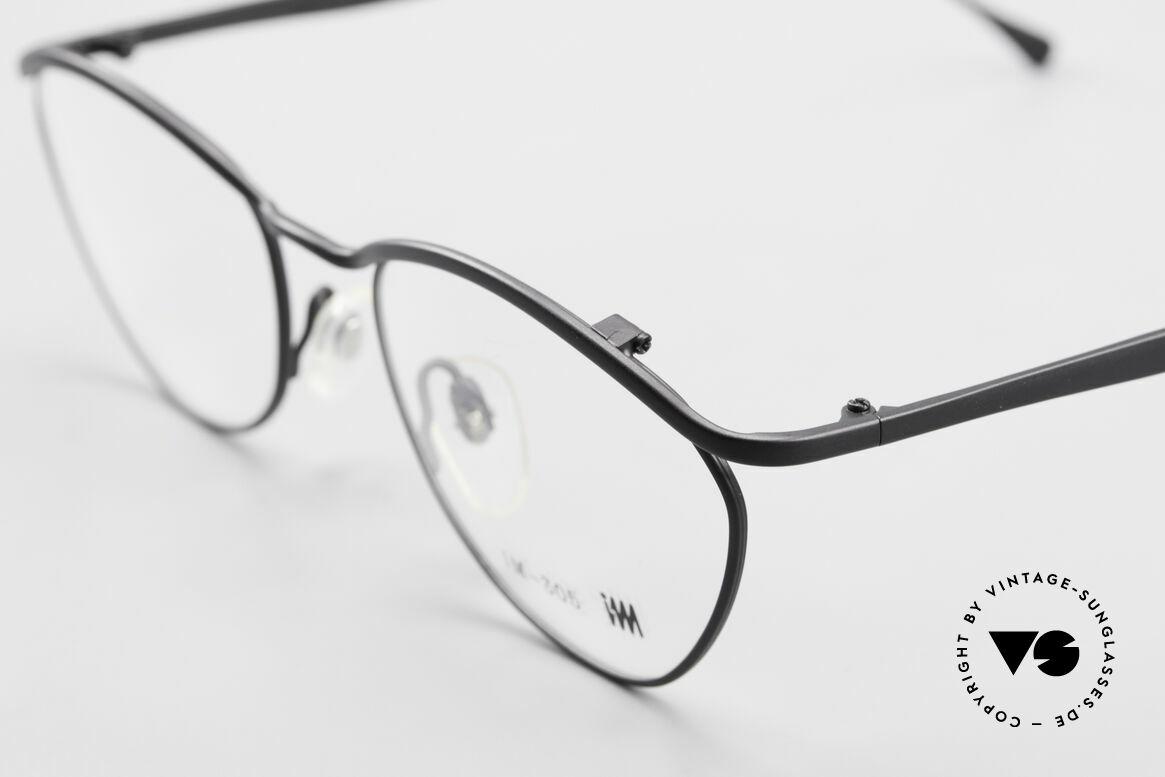 Miyake Design Studio IM305 Insider Eyeglasses All Titan, outstanding old craftsmanship (made in Japan), Made for Men and Women