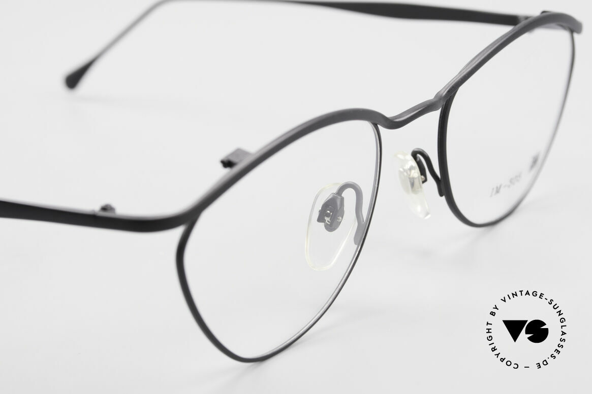 Miyake Design Studio IM305 Insider Eyeglasses All Titan, unworn 90's single item; NO RETRO eyeglasses!, Made for Men and Women
