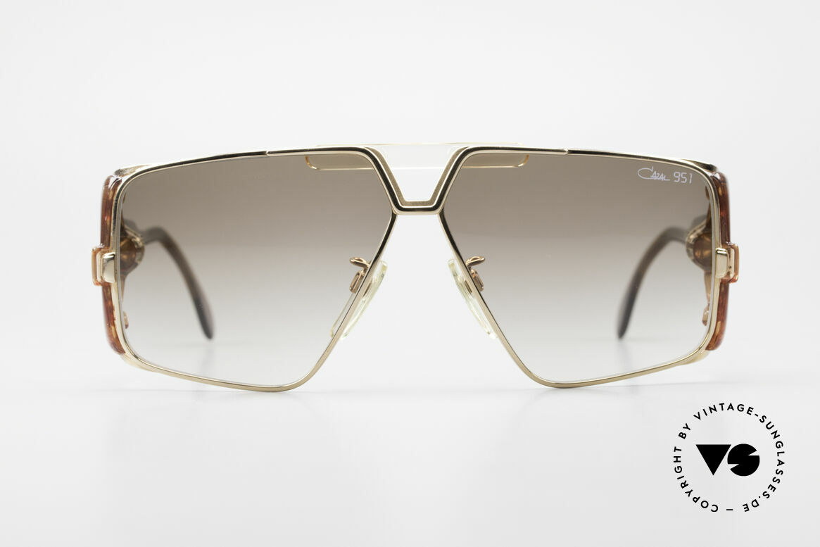 Cazal 951 West Germany Original Cazal, worn by Pamela Anderson a.o. (in the 1990's), Made for Men