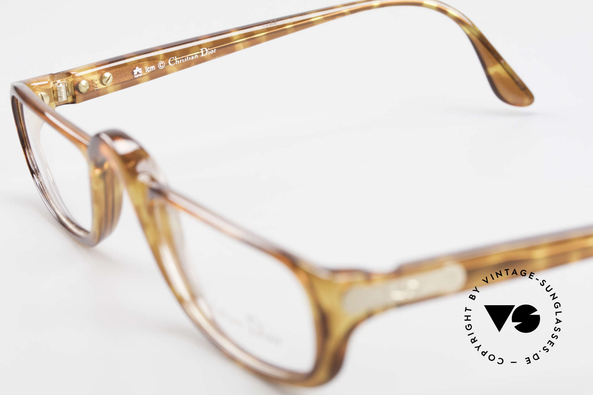 Christian Dior 2075 Reading Glasses Optyl Large, unworn, NOS (like all our vintage reading eyeglasses), Made for Men and Women