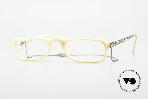 Christian Dior 2356 Reading Glasses With Chain Details
