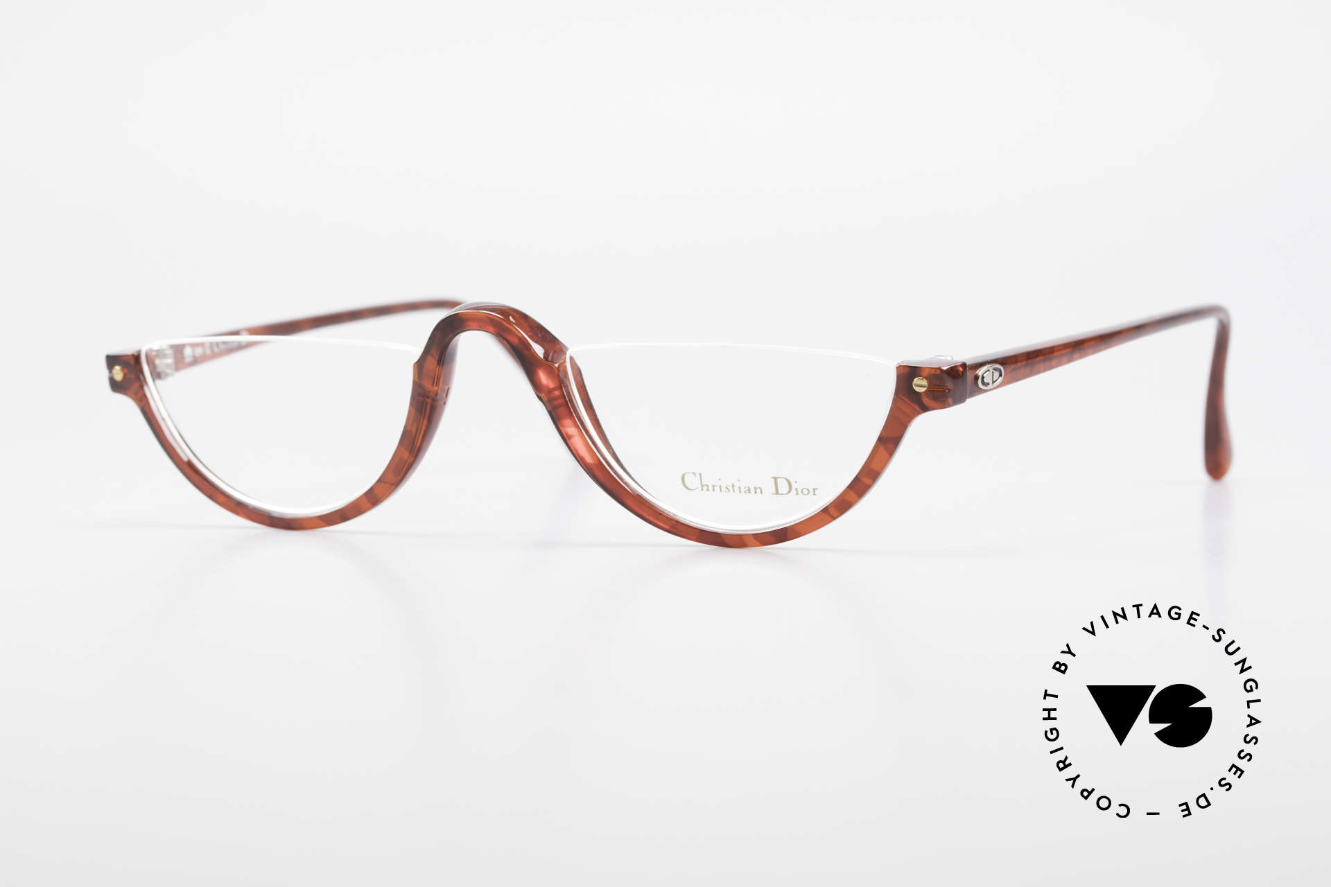 Christian Dior 2586 Reading Glasses Unisex 90's, C. DIOR reading glasses from 1992 for ladies & gents, Made for Men and Women