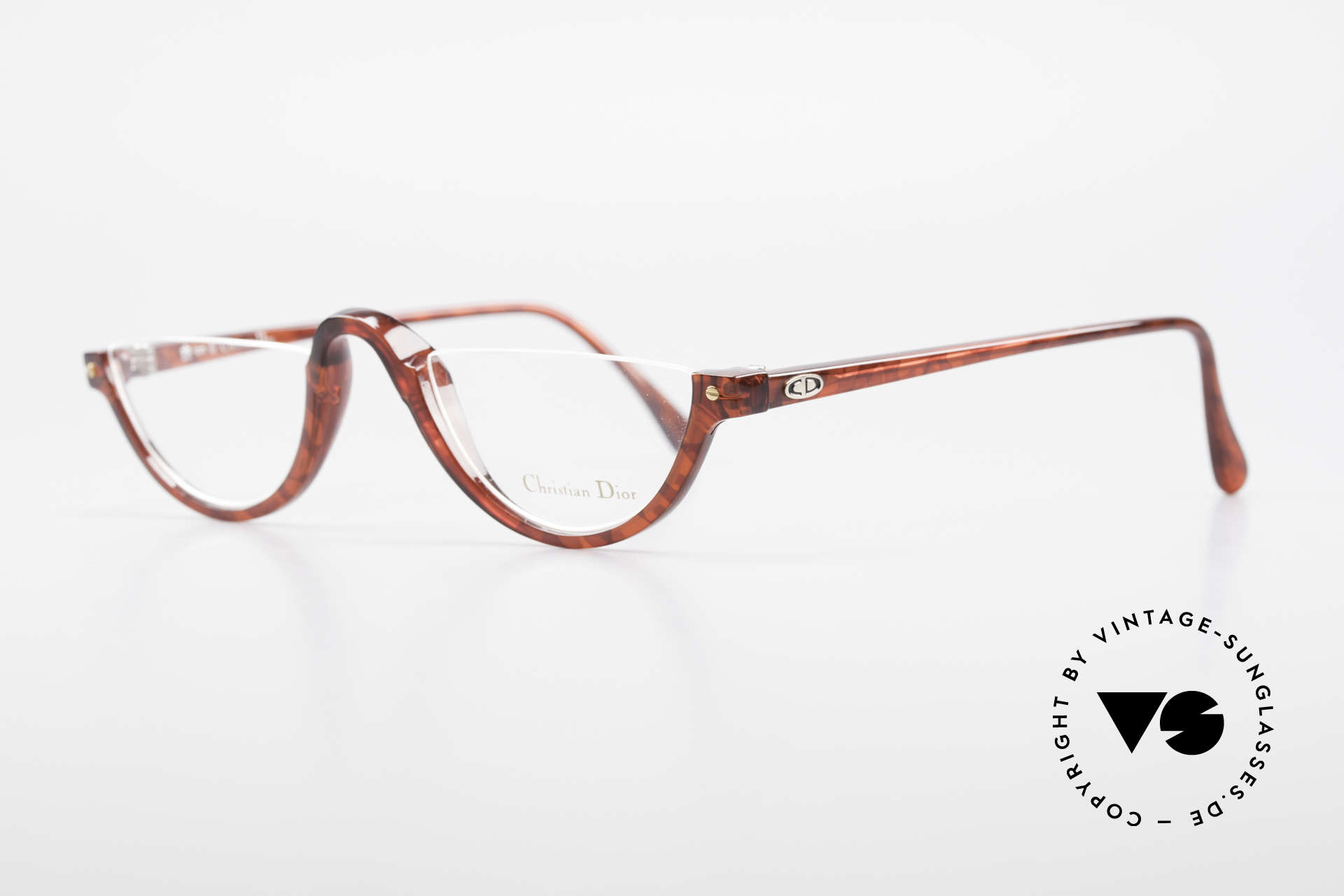Christian Dior 2586 Reading Glasses Unisex 90's, superior quality, fine materials & durability by Optyl, Made for Men and Women