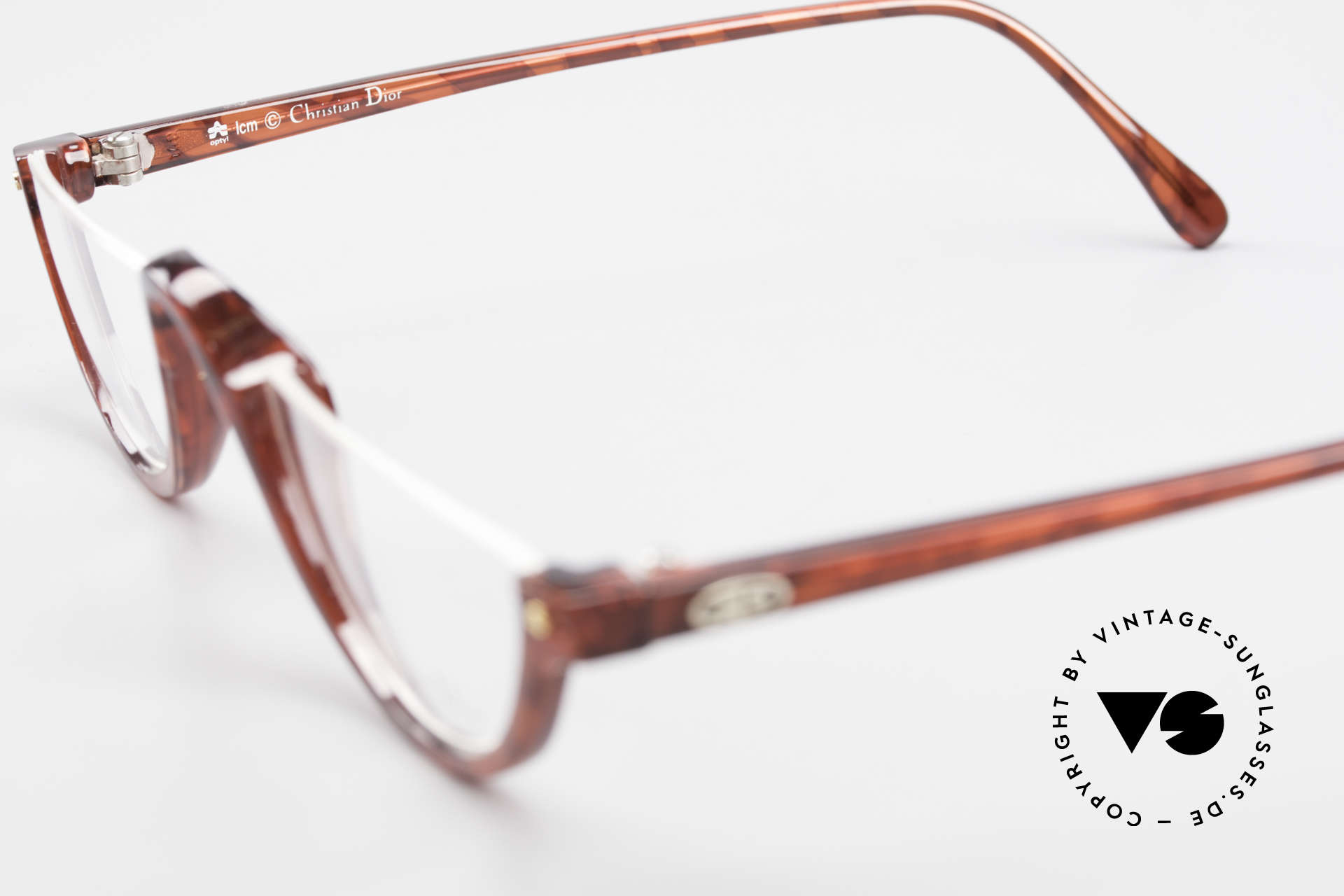 Christian Dior 2586 Reading Glasses Unisex 90's, unworn, NOS (like all our vintage reading eyeglasses), Made for Men and Women