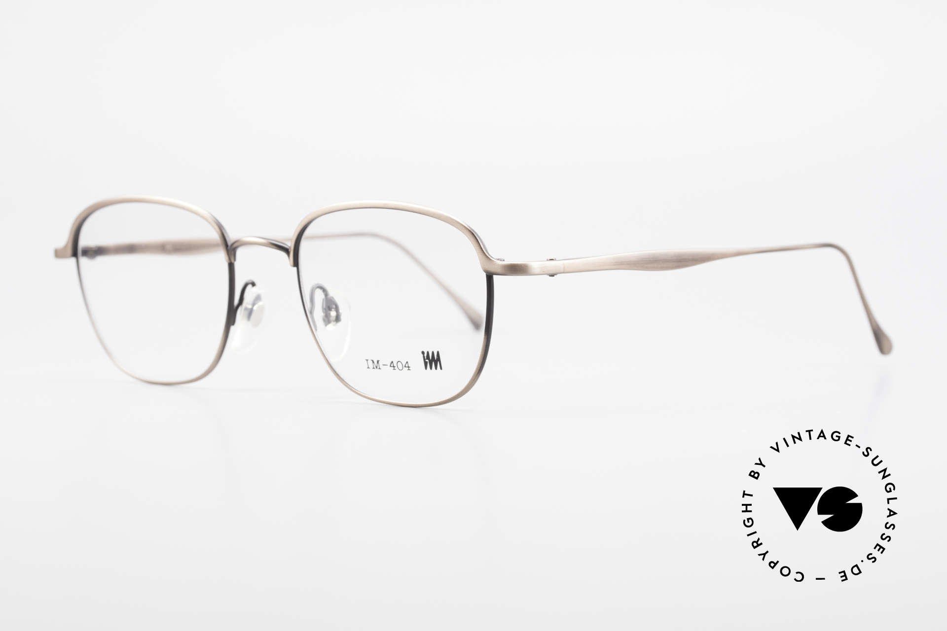 Miyake Design Studio IM404 Connoisseur Eyeglasses 90's, MIYAKE Design Studio = Issey Miyake = I.M. 404, Made for Men and Women