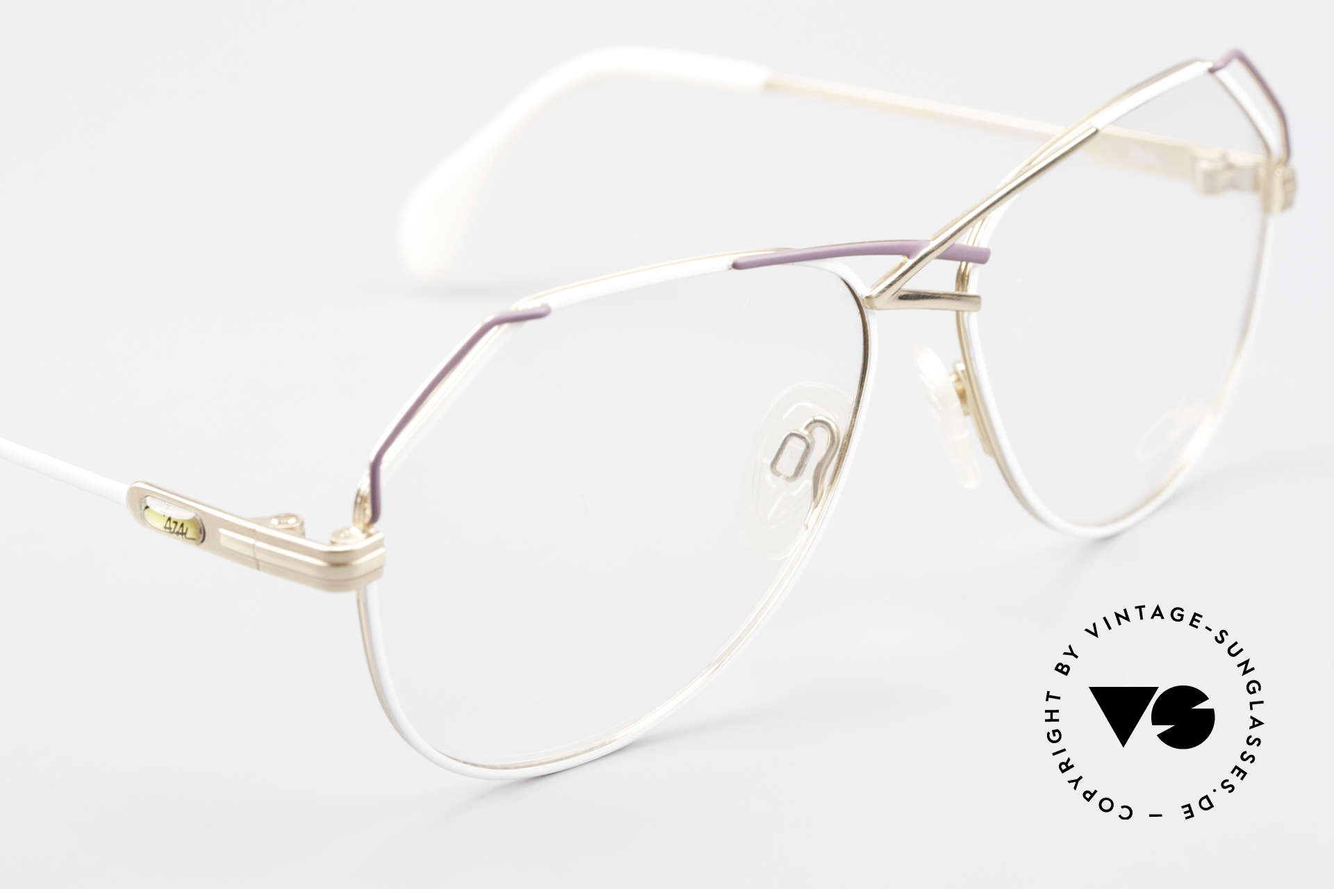 Cazal 229 West Germany Vintage Cazal, never worn (like all our vintage frames by Cazal), Made for Women
