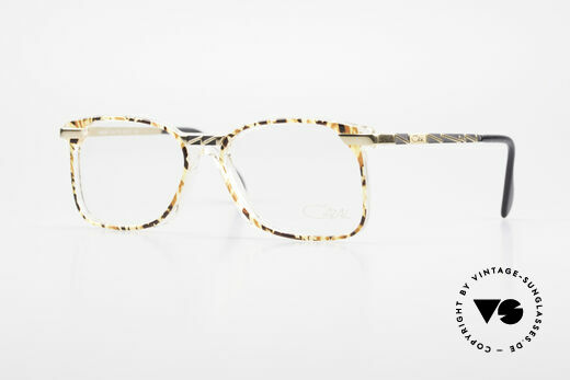 Cazal 341 True Vintage Glasses No Retro Details