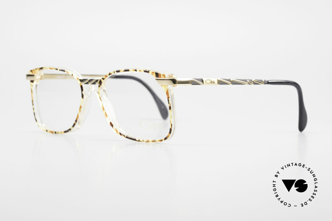 Cazal 341 True Vintage Glasses No Retro, ingenious wearing properties and frame stability, Made for Men and Women