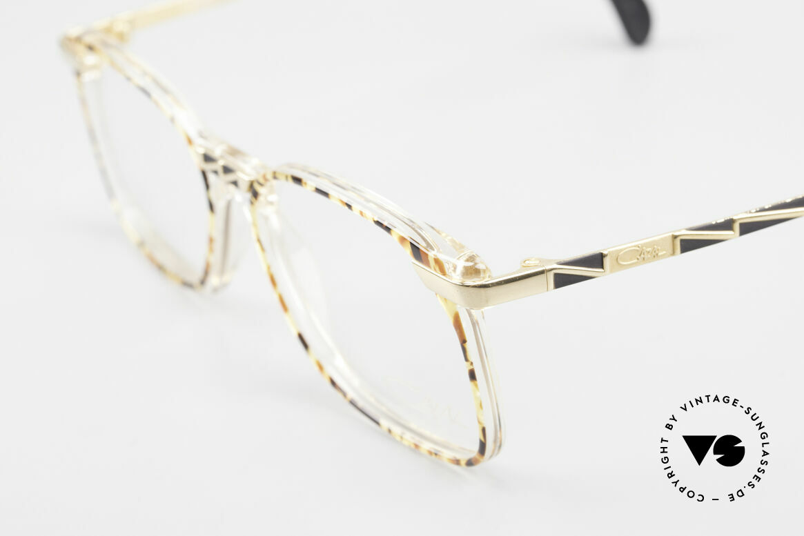 Cazal 341 True Vintage Glasses No Retro, never worn (like all of our vintage Cazal eyeglasses), Made for Men and Women