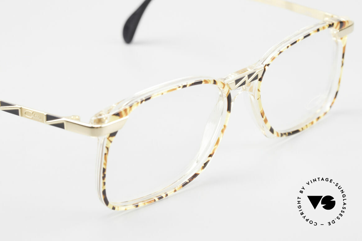 Cazal 341 True Vintage Glasses No Retro, NO RETRO glasses, but a 25 years old CAZAL rarity!, Made for Men and Women