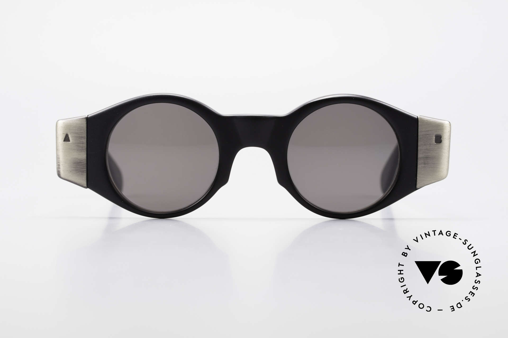 Bada BL686 Rare High End 90's Sunglasses, designed in Los Angeles and produced in Sabae (Japan), Made for Men and Women