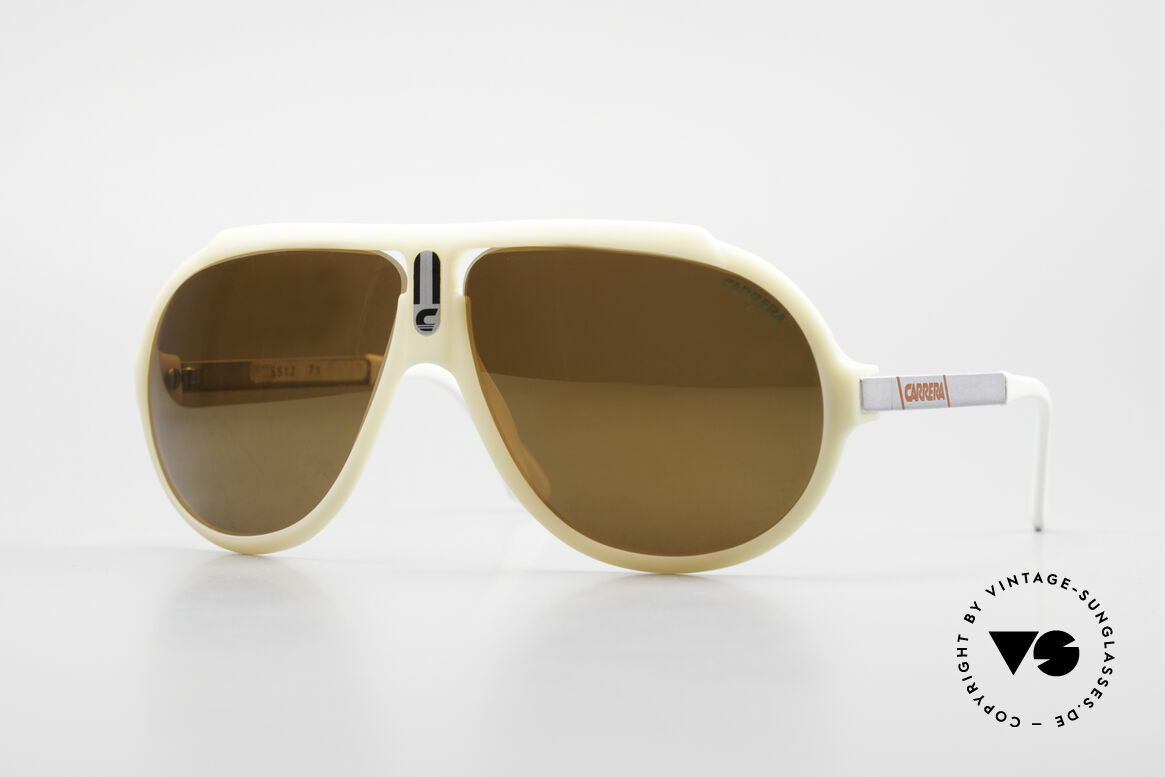 Carrera 5512 Miami Vice Shades Don Johnson, legendary 1980's vintage CARRERA designer sunglasses, Made for Men