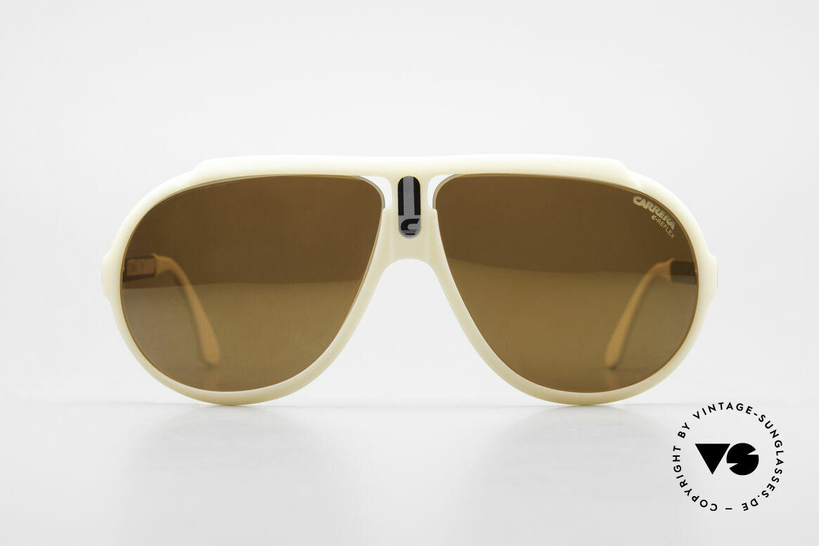 Carrera 5512 Miami Vice Shades Don Johnson, famous movie sunglasses from 1984 (a true legend !!!), Made for Men