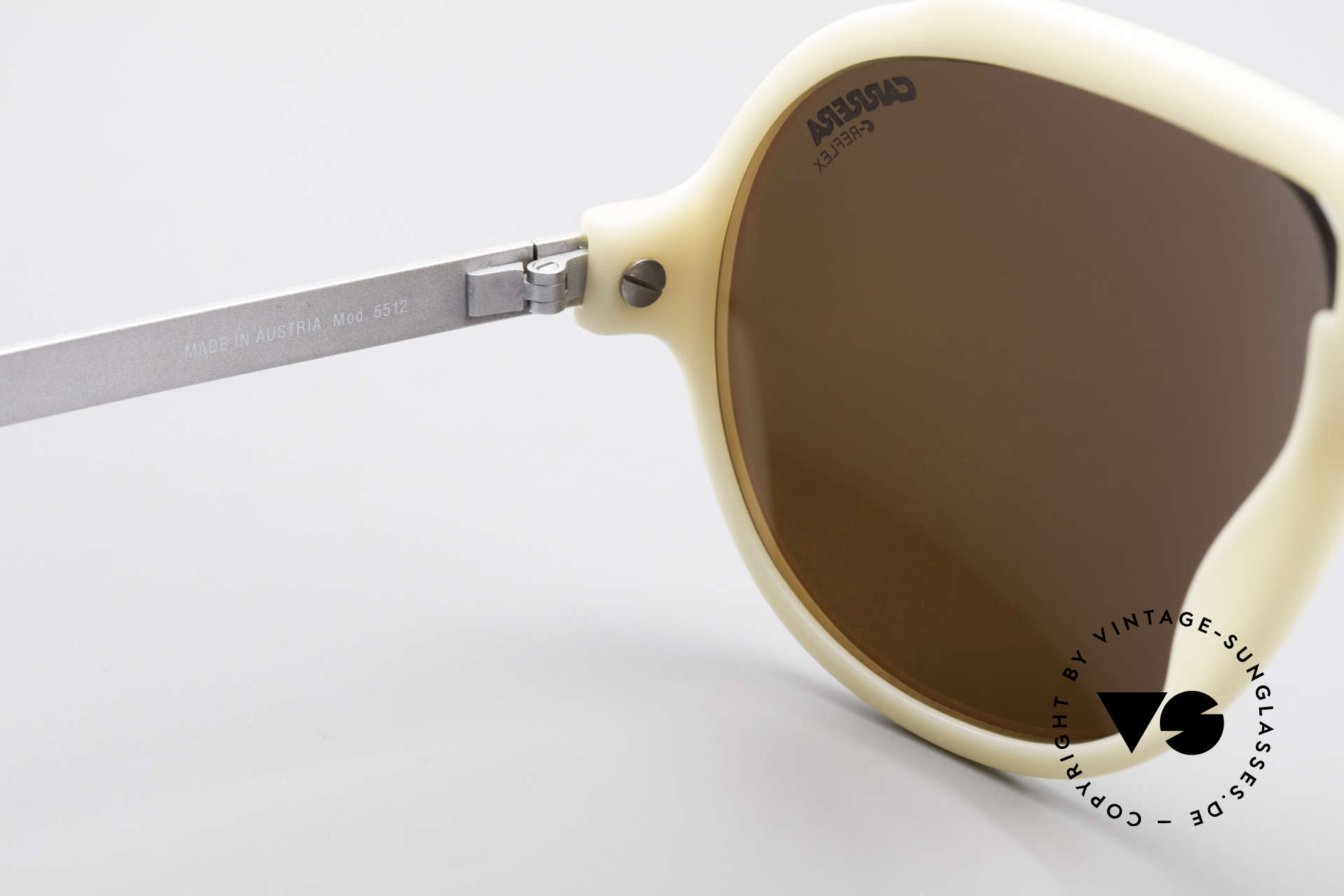 Carrera 5512 Miami Vice Shades Don Johnson, NO retro shades; a 30 years old ORIGINAL + Carrera case, Made for Men