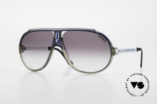 Carrera 5512 Miami Vice Sunglasses 80's Details
