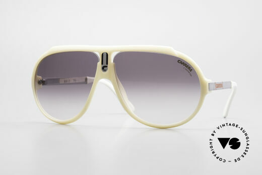 Carrera 5512 Don Johnson Sunglasses 80's Details